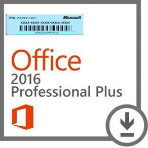 Genuine Microsoft Office 2016 Professional Plus