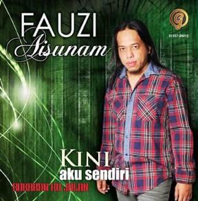 Fauzi Aisunam – Kini Aku Sendiri CD