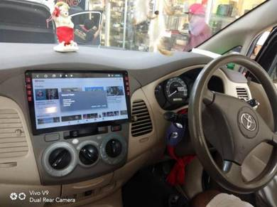 Android Big Screen Player Toyota Innova 2004-2019