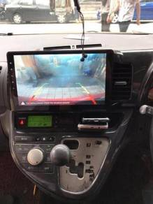 Toyota Wish 2003-2019 Android Big Screen Player