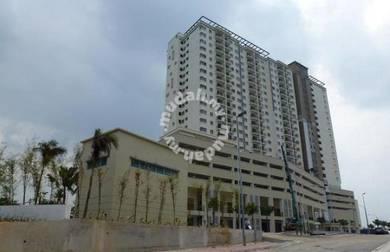 Alam Idaman Condo Shah Alam Seksyen 22 807sqft 2Carpark 100% Full Loan