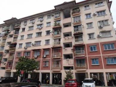 [NEAR MRT RM50K BELOW VALUE] Apartment Latan Biru Kota Damansara