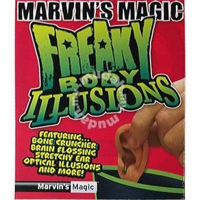 Freaky Body Parts Ear by Marvin's Magic