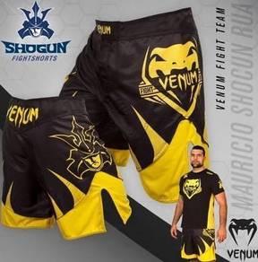 Venum UFC MMA Yellow Pant Gym Fitness Sport SELUAr
