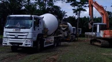Ready Mix Concrete (Bancuhan Simen Siap)