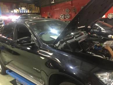 Bmw x1 x5 x6 engine repair rebuilt SERVICE MOBIL