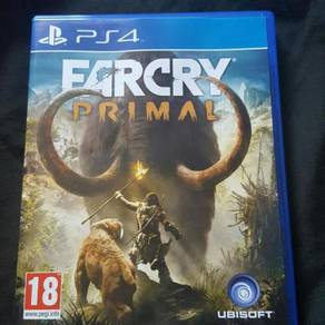 Far Cry Primal - PLAYSTATION 4 (PS 4) Game