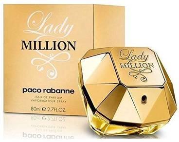 Lady Million by Paco Rabanne for Women - Eau de Pa