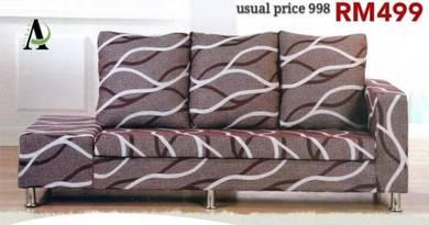 Iowa designed 3 seater sofa