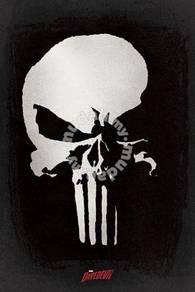 POSTER Daredevil TV Series (Punisher) 1