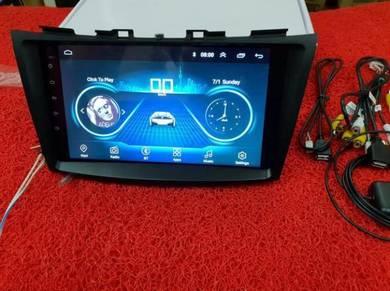 Suzuki swift android mirror link mp5 gps player 1