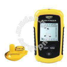 Lucky fish 100 meters (echo sound) Fish finder