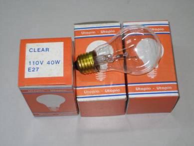 Bulb 110V 40 Watts