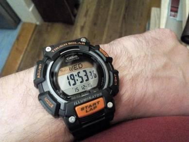 Watch- CASIO SOLAR POWER STLS110H-1A -ORIGINAL