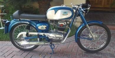 MONDIAL 125cc 1950 honda bsa triumph norton yamaha