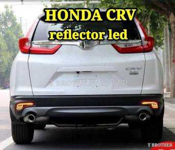 Honda crv rear reflector led 2017 ~ 2019