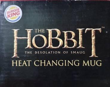 Burger King THE HOBBIT Heat Changing Mug