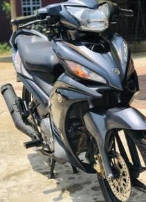 2016 Yamaha 135LC Hga msh blh dirunding