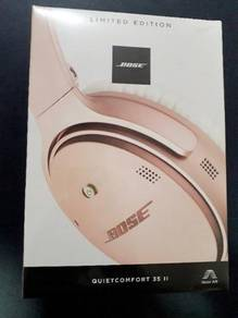 Original New Seal Bose QC35 Series II