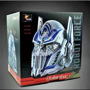 WeiJiang Optimus Prime Voice Changer Helmet