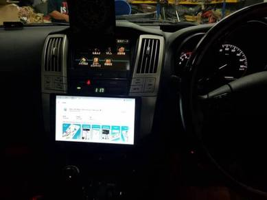 Toyota Harrier 2004-2018 Android Car Player