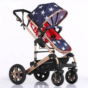 Italy Highest Class Baby Stroller