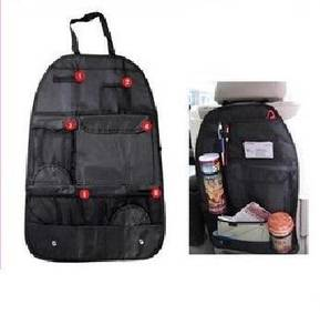 Car Back Seat Organizer Storage Bag-Multi-Pocket