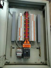 Perkhidmatan wiring elektrik rumah/bangunan