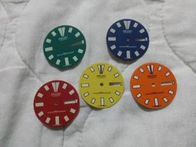 Dial 6309 Diver Colour Set watch