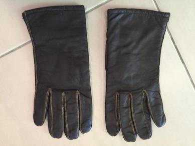 Used NEXT leather glove
