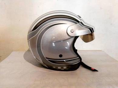 Uvex Jet 180 Racing Rally Trackday Helmet