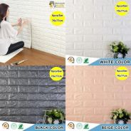 6 pcs 3d foam wallpaper 10