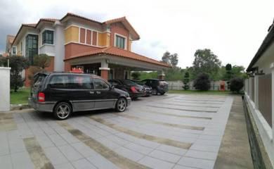 Double Storey Bungalow House, Bukit Sungai Long 1, Bandar Sungai Long