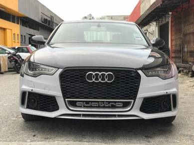 Audi A7 RS7 Front Bumper Audi A7 RS7 Bodykit