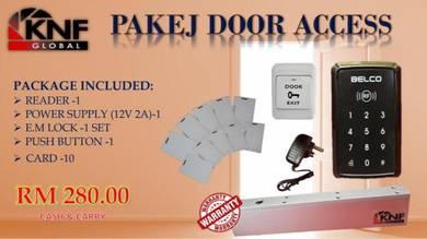 Package door access area kuala kubu