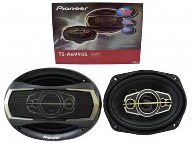 Speaker PIONEER TS-A6995R 6x9 600watt 5 Way Bujur