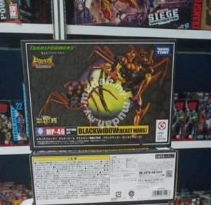 Transformers Masterpiece MP-46 Beast Wars Black