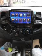 Android Car Player Toyota Hilux 2004-2019