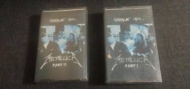 Kaset Metalica Garage Inc Part 1 & Part 2