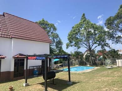 Melaka A'famosa 5 rooms villa with private pool