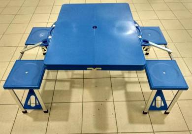 Picnic Table meja camping