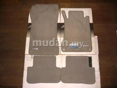 Mercedes New and Original Velour Carpet Mat