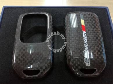 Honda Carbon Fiber Key Cover HRV Civic Accord City