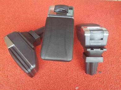 Toyota vios arm rest console box abs