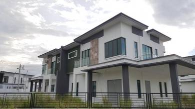 Samarahan Midway area DS semi D for Sale