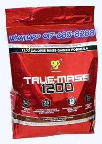 BSN True Mass Protein 10.38lb Weight Gainer Muscle