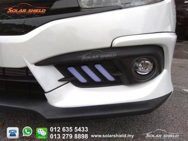 Honda Civic FC DRL Daylight With Signal