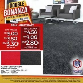 Double Bonanza is running with lowest price!