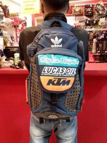 KTM Adidas Backpack (bag sandang)