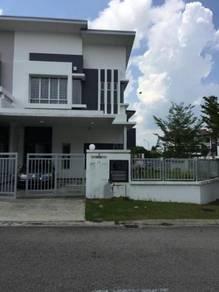 Double Storey Corner, Taman Desa Tebrau, Jalan Harmonium 30, JB